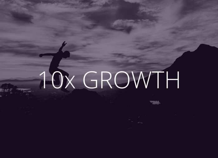 10x growth in 5 Years | Podcast with Thor Conklin