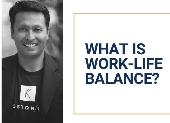 What is Work-Life Balance, Really?