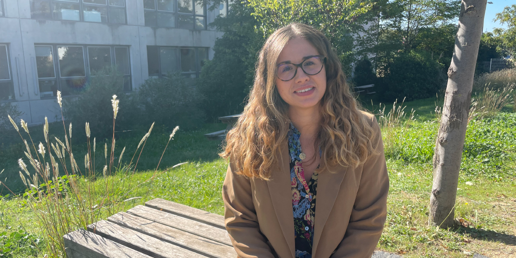 Welcome to Margaux Destours, our new Business Developer