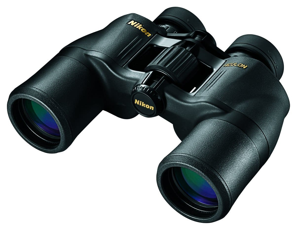 Nikon 8245 ACULON A211 8x42 Bird Watching Binoculars