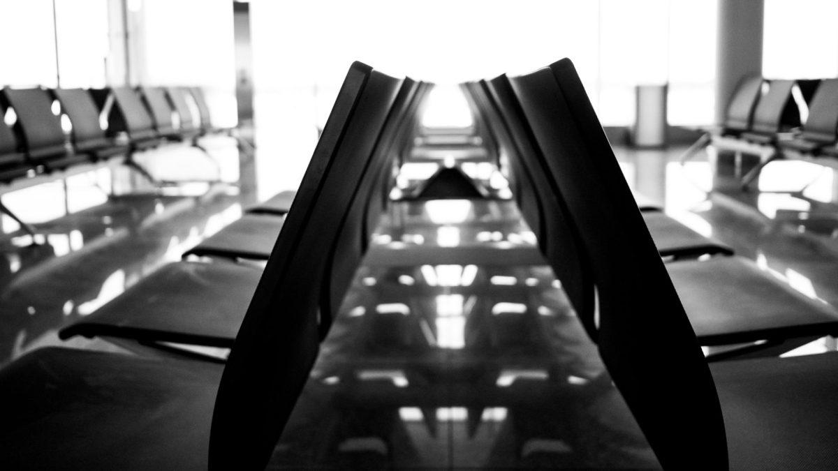 Ruhepole im Flughafen München - Terminal 3