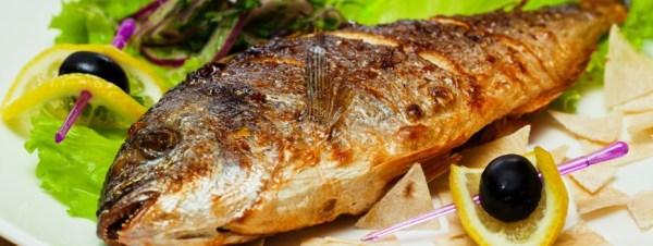 Средиземноморская рыба с изысканным вкусом, приготовленная на мангале, предоставит незабываемые вкусовые впечатления.