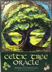 Celtic Tree Oracle Card Deck | Shasta Rainbow Angels
