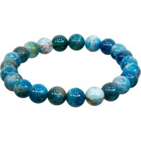 Apatite Stretch Bracelet | Shasta Rainbow Angels