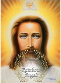 Kuthumi (KU4) - 5X7 Laminated Altar Card | Shasta Rainbow Angels