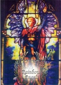 Archangel Michael (MC) - 5X7 Laminated Altar Card | Shasta Rainbow Angels