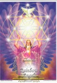 Melchizedek (MK1) - 5x7 Laminated Altar Card | Shasta Rainbow Angels