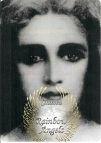 Mother Mary (MM3) Laminated 5x7 Art Print | Shasta Rainbow Angels