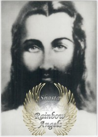 Maitreya (MT1) - 5x7 Laminated Altar Card | Shasta Rainbow Angels