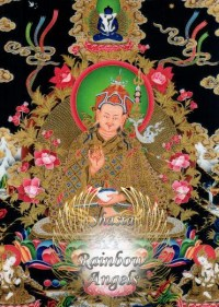 Padmasambhava (PD3) - 5X7 Laminated Altar Card   Shasta Rainbow Angels