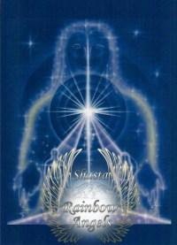 Awakening Your Divine KA laminated 5x7 Altar Card | Shasta Rainbow Angels