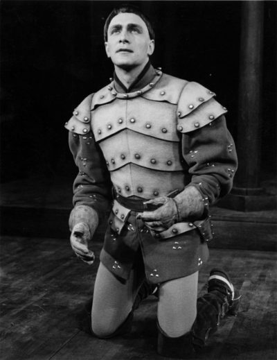 Christopher Plummer as Henry V