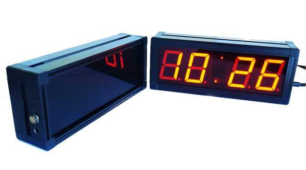 Panduan Jam Digital 2,3 Inch