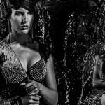 Hot and sexy fashion model Tanya Antalikova