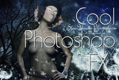 photoshop and retouching