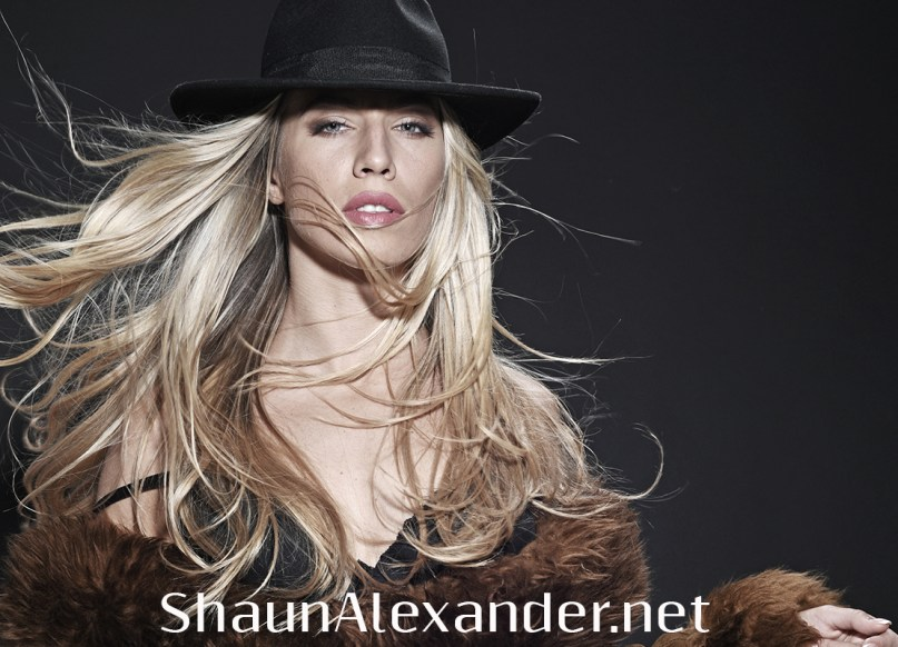 high fashion Photographer Shaun Alexander