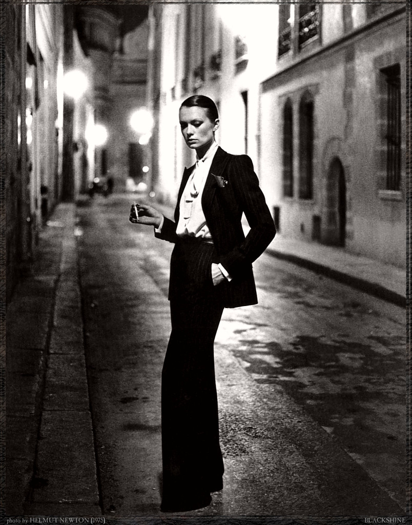 top photographers list- helmut-newton