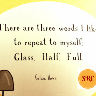 SRC News –  The Glass Half Full Edition