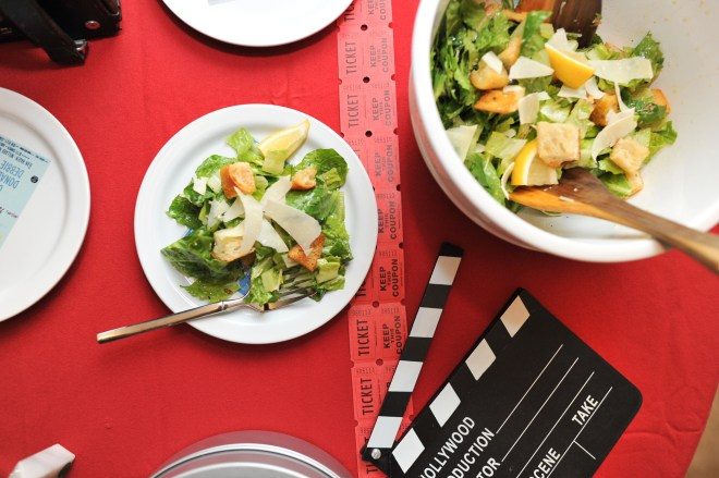 Oscar's Caesar Salad