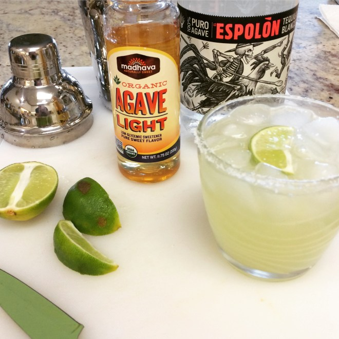 Margarita making