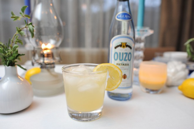 Greek Cocktail