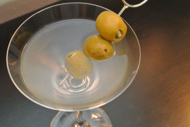 The Skylos Martini