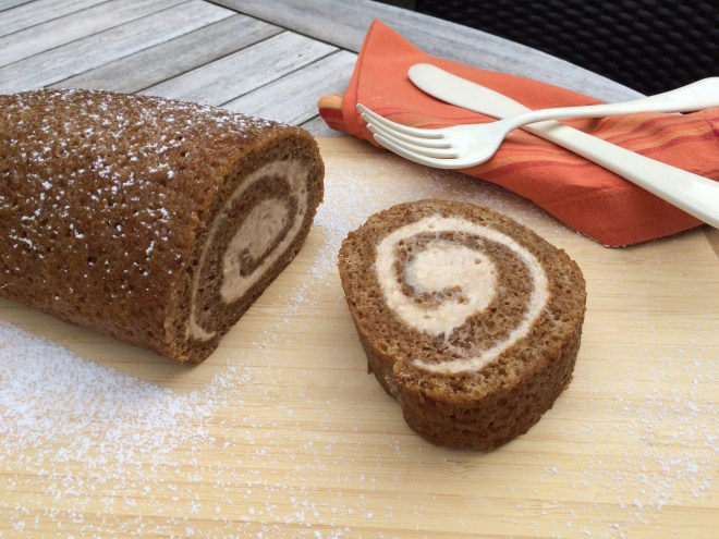 Roulade Cake
