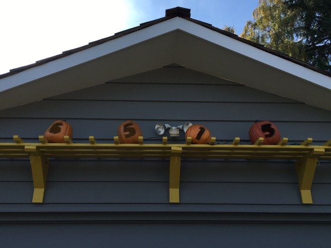 Address Pumpkins