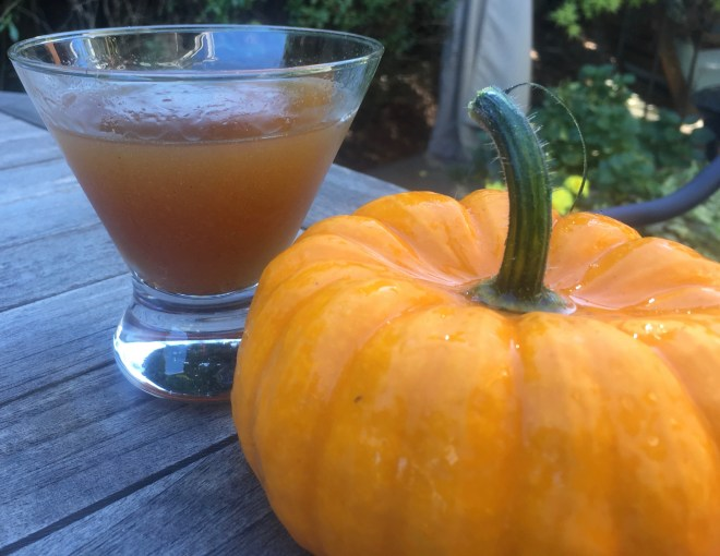 Pumpkin Spice Manhattan