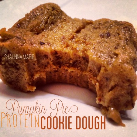 pumpkin-protein-cookie-dough