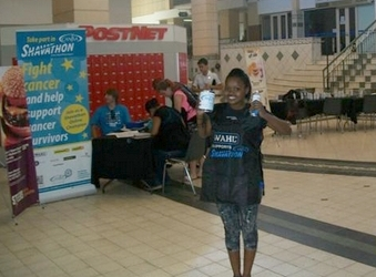 Thanks to Dimpho Molefe for help today