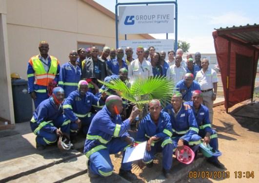 Group Five Projects Grootegeluk Medupi Project, Lephalale