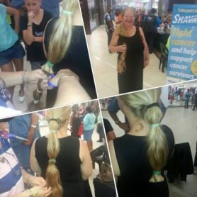 wonderpark mall hairdonation