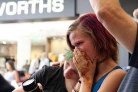 Its ok to shed a tear