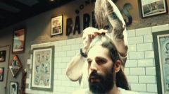 Dean donates hair