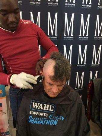 Tony the shave