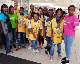 Diamond Pavillion Volunteers
