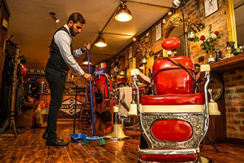 ShaveClub en artículo de la revista exclama de Peluquerías y barberías en Bogotá