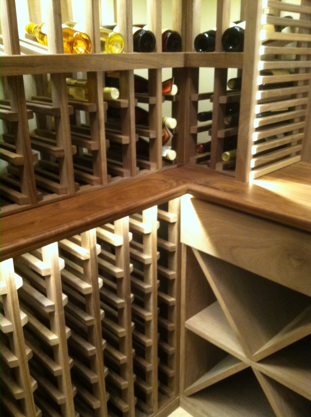 Shaw Cabinets - 88 of 104 ... & 1000 Bottle Wine Cellar | ShawMillandCabinet