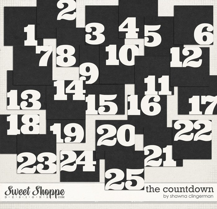 Freebie Alert – The Countdown Printable!!