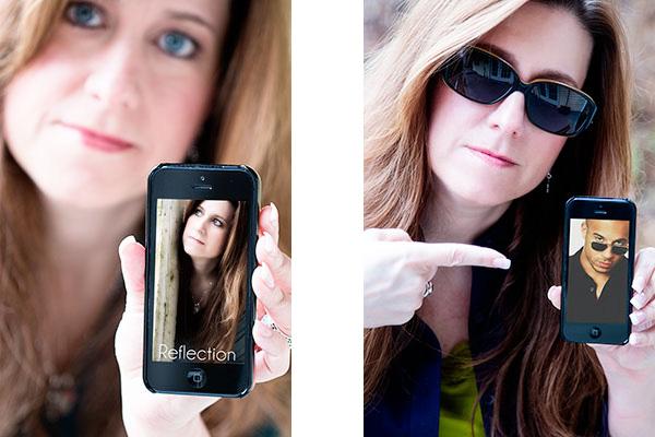 Selfie-Tutorial