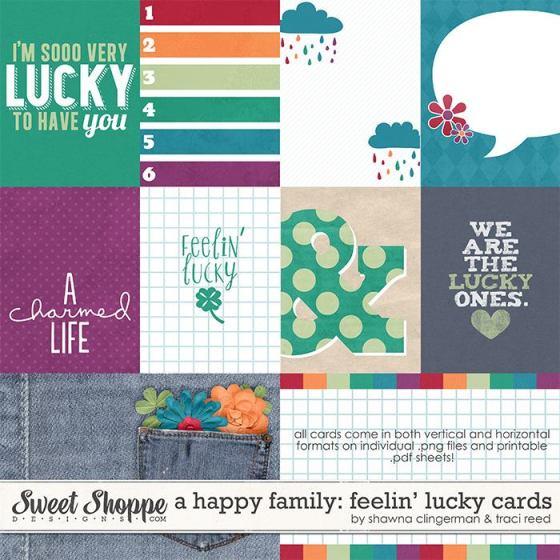 Feeling Lucky Cards