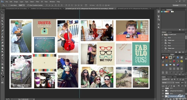 project-life-spread-in-photoshop
