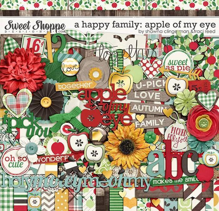 A Happy Family: Apple of My Eye