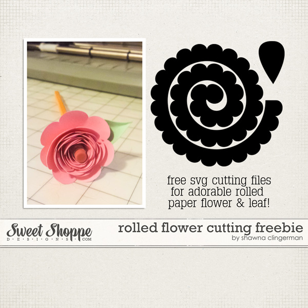 Download DIY: Rolled Flower Pencils and Free Cutting File Too ...