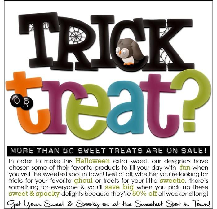 Halloween Trick or Treat Specials