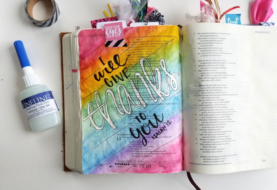 masking-fluid-bible-journal-page
