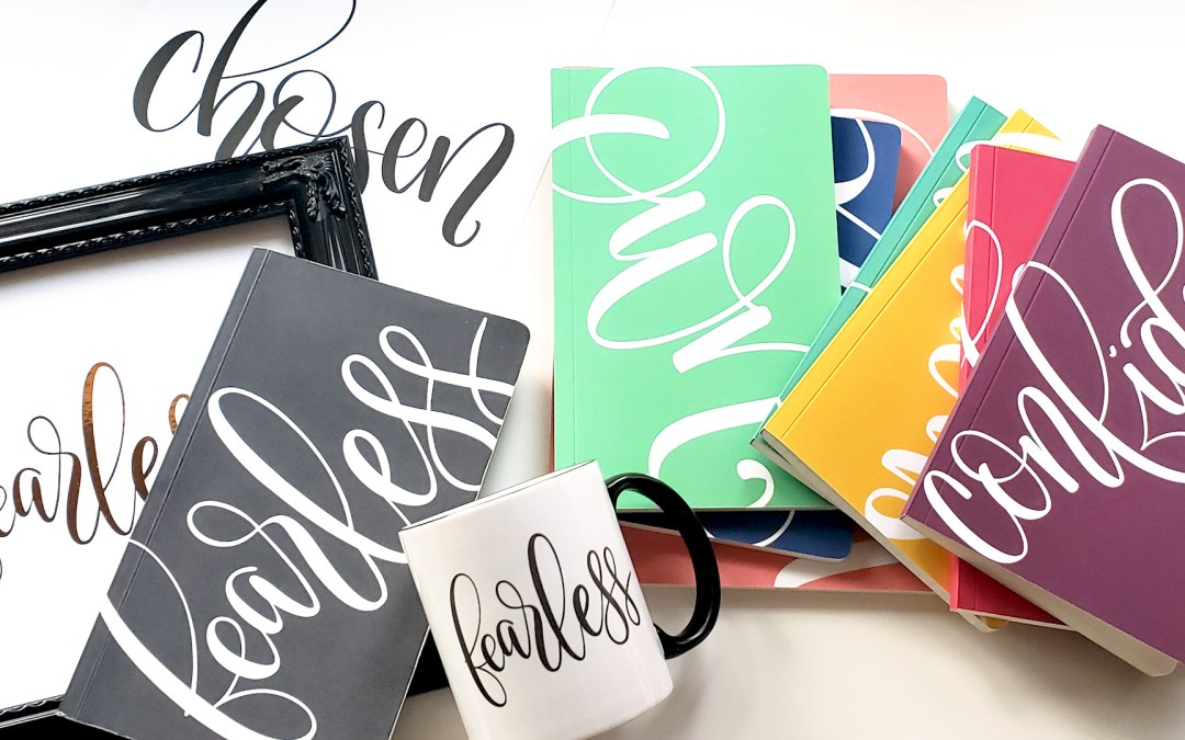 OFFICIAL Handlettered Word of the Year Product LIST!