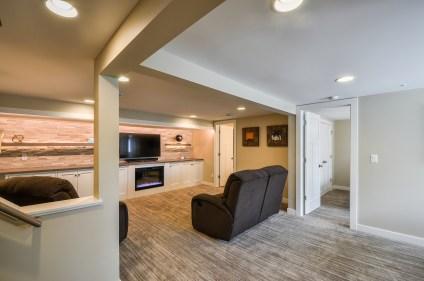 Family Room - Lower Level