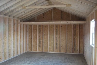 Specs For Prebuilt Garages Pennsylvania Maryland And West